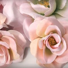 Pynteblomster fra E & L