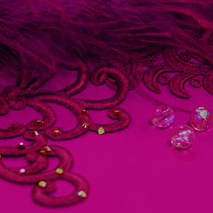Col 70 - Fuchsia Pink