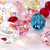 Swarovski - Crystal round bead
