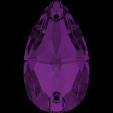 Drop 28x17 mm Amethyst