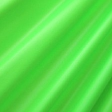 Weet-look lycra Apple green