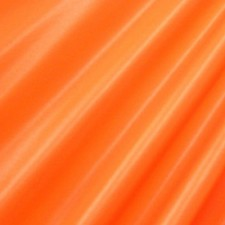 Weet-look lycra Fluo orange