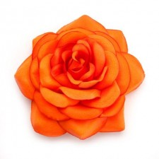 Big rose Orange