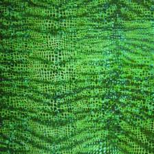 Dyreprint med glimmer