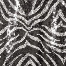 Zebra Black/silver