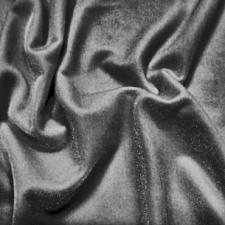 Plain velvet Graphite