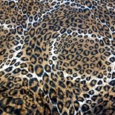 Velour Leopard
