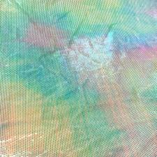 Velour Multifarvet glimmer