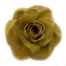 Mini rose Støvet grøn