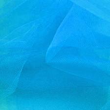 Brude tyl Turquoise