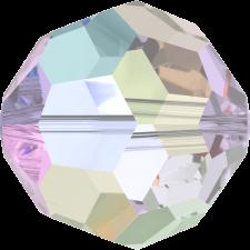 Crystal round bead 10 mm. Crystal AB