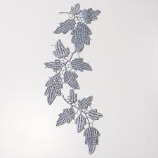 Acorn Leaf Silver