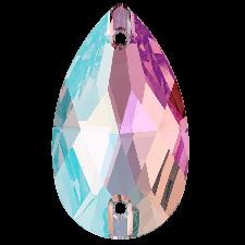 Drop 28x17 mm Light Amethyst Shimmer