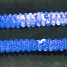 Royal blue hologram 10 mm