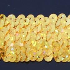 Gold hologram 30 mm