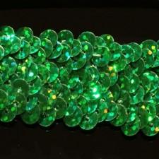 Emerald hologram 30 mm