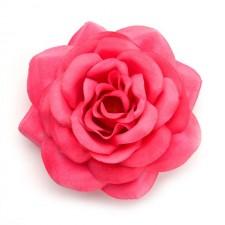 Big rose Fluo Pink