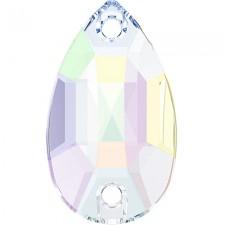 Drop 12x7 mm Crystal AB - Stellux