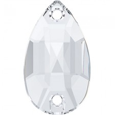 Drop 18x10,5 mm Crystal - Stellux