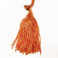 Twistet beads Sun