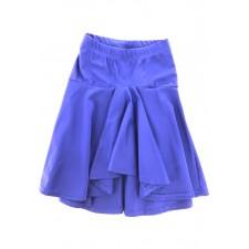 Nederdel med stramt bærestykke - Blueberry