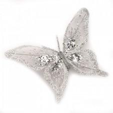 Sommerfugl Silver