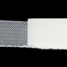 Crinoline 76 mm White
