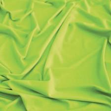 Fine crepe Fluo green