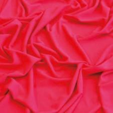 Fine crepe Fluo red