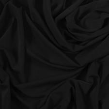 Fine crepe Black