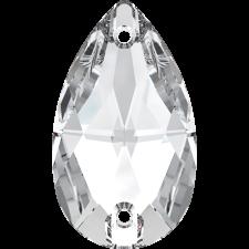 Drop 28x17 mm Crystal