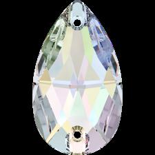 Drop 28x17 mm Crystal AB