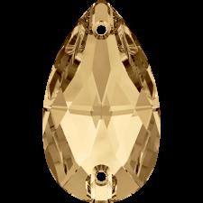 Drop 18x10,5 mm Golden Shadow