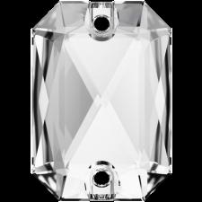 Emerald Cut 14 x 10 mm. Crystal fra Swarovski