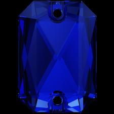 Emerald Cut 20 x 14 mm. Majestatic Blue fra Swarovski