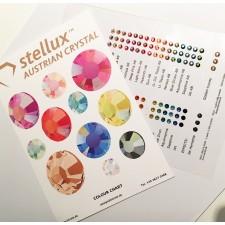 Stellux Farvekort