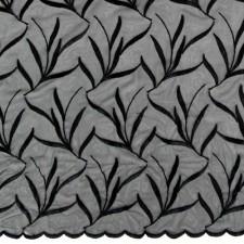 Fine mesh Fireburst Black