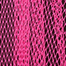 Fish mesh large Fluo Pink