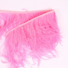 Fjerfryns Flamingo pink