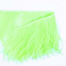 Fjerfryns Fluo green