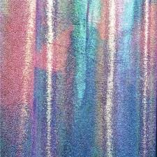 Miniprikker batik blå/pinke nuancer