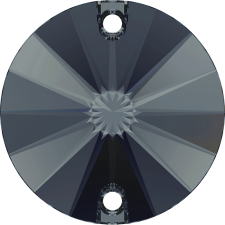 Rivoli 12 mm Graphite - Swarovski