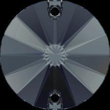 Rivoli 10 mm Graphite - Swarovski