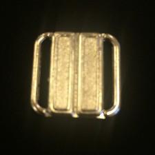 Bikini lukning 15 mm Guld