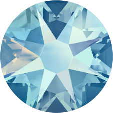 Light Sapphire Shimmer SS16 100 stk. - Swarovski