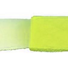 Crinoline 76 mm Fluo yellow