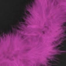 Marabou boa Fuchsia pink
