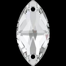 Navette 18x9 mm Crystal - Swarovski
