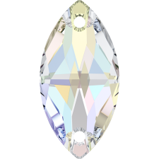 Navette 29x14,5 mm Crystal AB - Swarovski