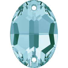 Oval 24x17 mm Light Turquoise - Swarovski